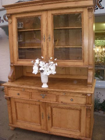 antique pine dressers - this dresser has now sold but visit our website for others of the same quality!