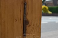 original lift off hinge Stock ref W3964 bread/larder cupboard oldpine.co.uk
